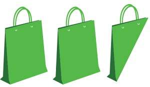 2.5 green bags