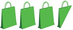 3.5 green bags