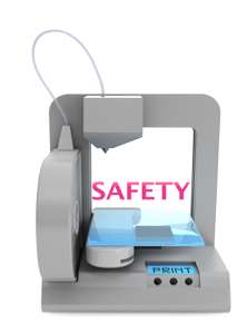 3D printer - product safety