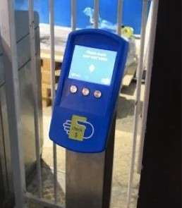 Old myki reader copy