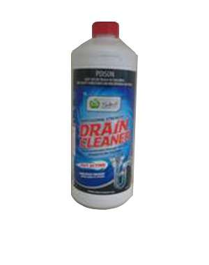 Woolworths recalled drain cleaner