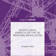 3D printing legal