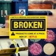 Netflix Broken series - furniture